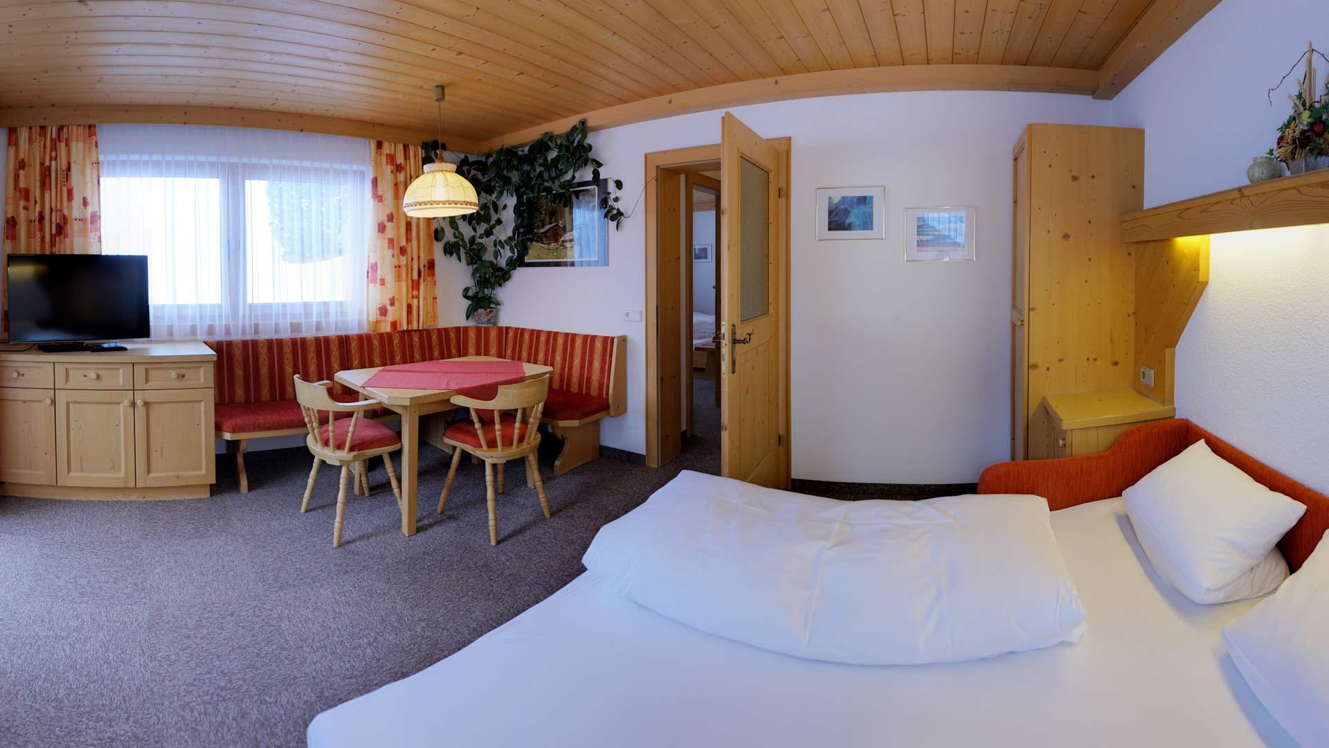 Berggasthaus Trojen - Apartments